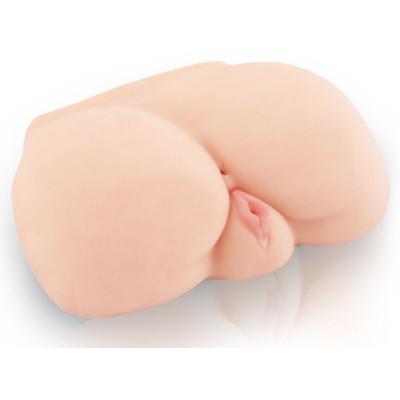 Пышная попка и вагина с вибрацией
